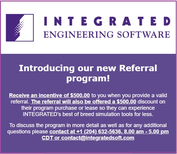 IES Referral Program!!